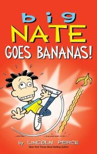Big Nate Goes Bananas! av Lincoln Peirce (Innbundet)