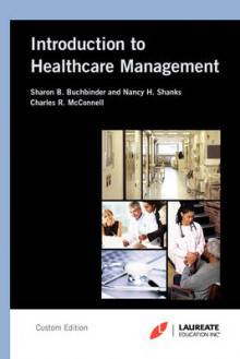 Introduction to Healthcare Management Laureate Custom Edition av David McConnell (Heftet)