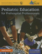 Omslag - Pediatric Education for Prehospital Professionals (PEPP)