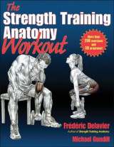 Omslag - The Strength Training Anatomy Workout