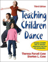 Omslag - Teaching Children Dance