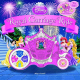 Omslag - Royal Carriage Ride