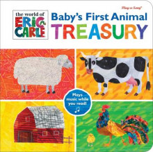 Baby's First Animal Treasury av Eric Carle (Innbundet)