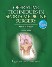 Operative Techniques in Sports Medicine Surgery av Mark D. Miller (Innbundet)