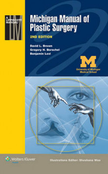 Michigan Manual of Plastic Surgery av David L. Brown, Gregory H. Borschel og Benjamin H. Levi (Heftet)