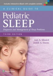 A Clinical Guide to Pediatric Sleep av Jodi A. Mindell og Judith A. Owens (Heftet)