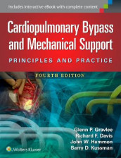 Cardiopulmonary Bypass and Mechanical Support av Richard F. Davis, Glenn P. Gravlee, John Hammon og Barry Kussman (Innbundet)