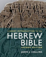 Omslag - A Short Introduction to the Hebrew Bible