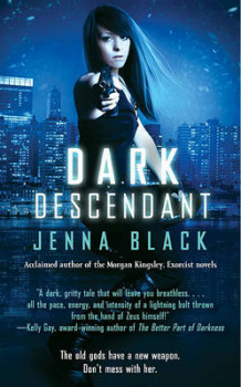 Dark Descendant av Jenna Black (Heftet)