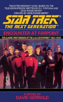 Encounter at Farpoint av David Gerrold (Heftet)