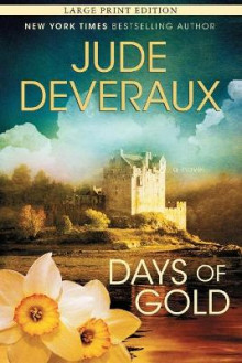 Days of Gold av Jude Deveraux (Heftet)