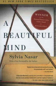 A Beautiful Mind av Sylvia Nasar (Heftet)