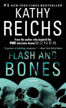 Flash and Bones av Kathy Reichs (Heftet)