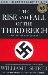 Omslag - The Rise and Fall of the Third Reich