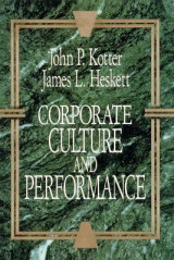 Omslag - Corporate Culture and Performance