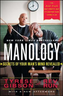 Manology: Secrets of Your Man's Mind Revealed av Tyrese Gibson og Run (Heftet)