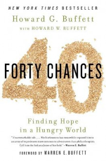 40 Chances av Howard G Buffett (Heftet)
