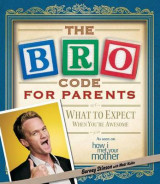 Omslag - The Bro Code for Parents