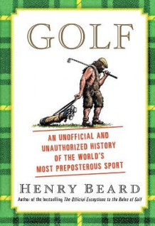 Golf av Henry Beard (Heftet)