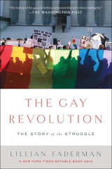 Omslag - The Gay Revolution