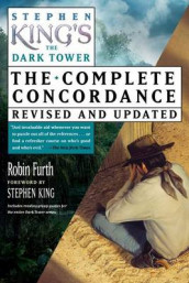 Stephen King's the Dark Tower Concordance av Robin Furth (Heftet)