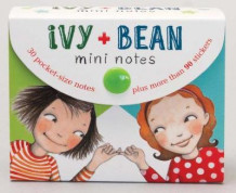 Ivy and Bean Mini Notes av Sophie Blackall og Annie Barrows (Andre trykte artikler)