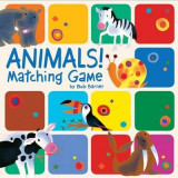 Omslag - Animals! Matching Game