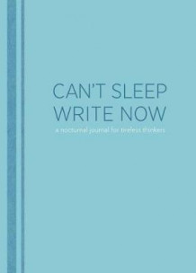 Can't Sleep, Write Now av Lucien Edwards (Notatblokk)