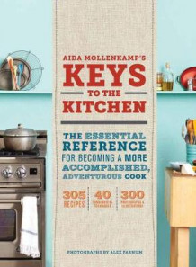 How to be in the Kitchen av Aida Mollenkamp (Innbundet)