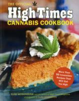Omslag - Official High Times Cannabis Cookbook