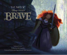 Art of Brave av Jenny Lerew (Innbundet)