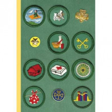 Girl Scouts Vintage Badge Journal av Girl Scouts of the U S A (Heftet)
