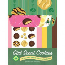 Girl Scout Cookies Mix & Match Stationery av Girl Scouts of the U S A (Varer uspesifisert)