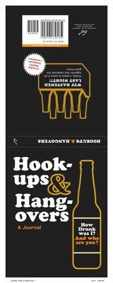Hook-ups and Hangovers: A Journal av Chronicle Books (Dagbok)