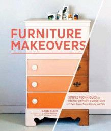 Furniture Makeovers av Barb Blair (Innbundet)