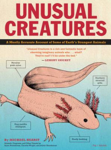 Unusual Creatures av Michael Hearst (Innbundet)