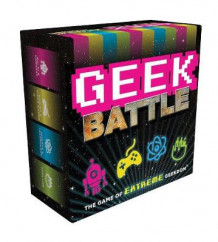 Geek Battle Game av Forrest-Pruzan Creative (Spill)