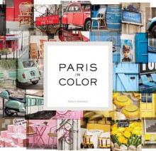 Paris in Colour av Nichole Robertson (Innbundet)