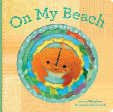 On My Beach av Sara Gillingham (Pappbok)