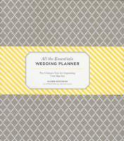 All the Essentials Wedding Planner av Alison Hotchkiss og Hello!Lucky (Innbundet)