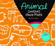 Animal Party Doodles Place Mats av Taro Gomi (Heftet)