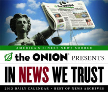 Onion Presents av The Onion (Kalender)