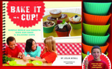 Bake It in a Cup! av Julia Myall (Blandet mediaprodukt)