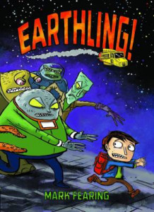 Earthling av Mark Fearing og Tim Rummel (Heftet)