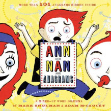 Ann and Nan are Anagrams av Mark Shulman (Innbundet)