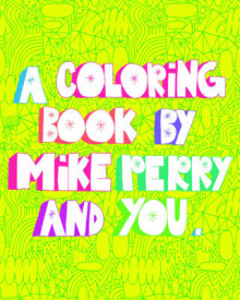 Mike Perry Coloring Book av Mike Perry (Heftet)
