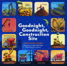 Goodnight, Goodnight, Construction Site Matching Game av Sherri Duskey Rinker (Spill)