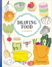 Drawing Food Journal (Notatblokk)