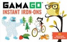 Gamago Instant Iron-Ons (Andre varer)
