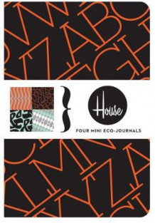 House Industries Mini Eco-Journals (Kalender)